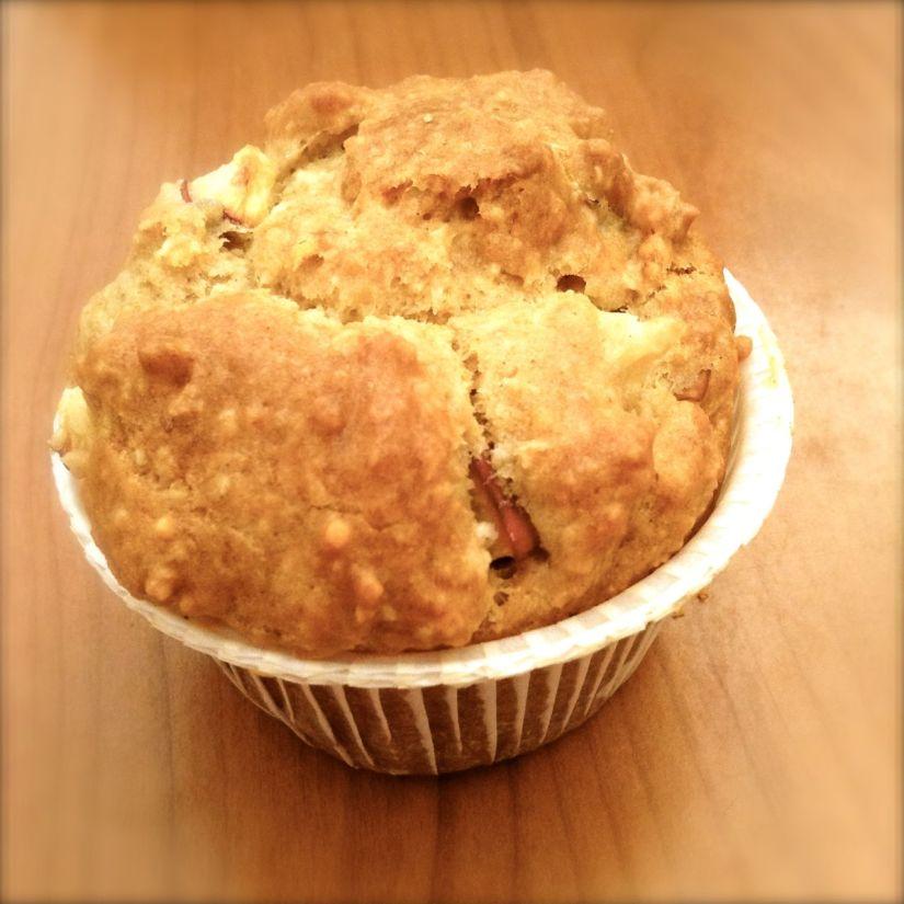 Muffins alle pesche: dolci eprofumati