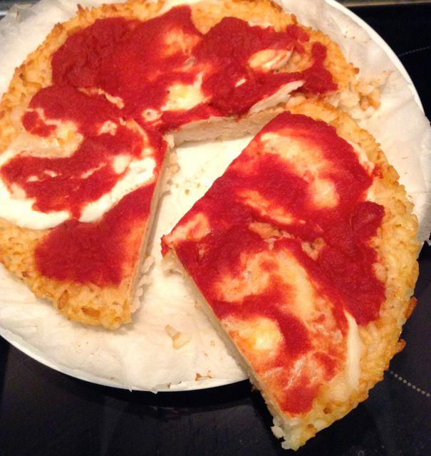 Pizza di risofacilissima